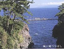 潮騒と歴史のロマン、ピクニカルコース、城ヶ崎海岸!のイメージ