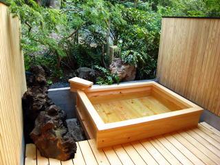 貸切露天風呂のお湯は、もちろん天然温泉です。のイメージ